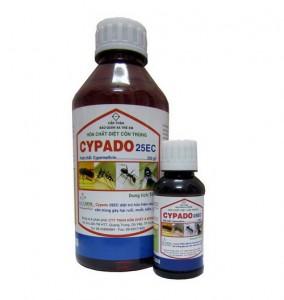 Thuốc Diệt Côn Trùng Cypado-25EC