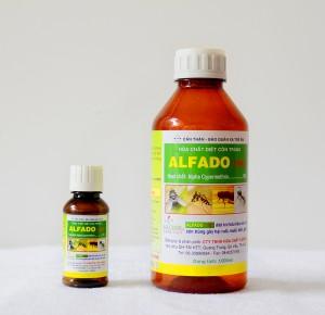 Thuốc Diệt Côn Trùng ALFADO 10 Sc chai 100ml & 1000ml