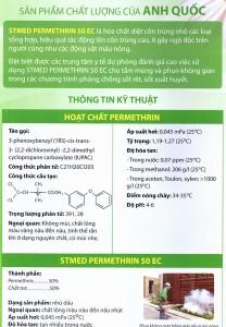 Thong Tin Them Ve Thuoc STMED  PERMETHRIN 50 Ec