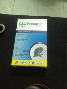 Diet Chuot An Toan  Racumin® Paste