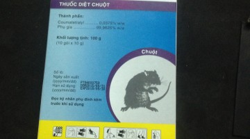 Ban Thuoc Chuot  Racumin® Paste