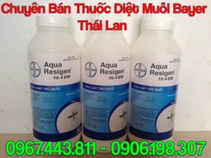 Thuoc Diet Muoi Aqua Resigen 10.4 Ew