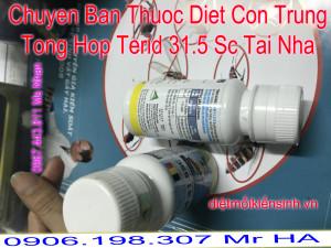 Chuyen cung cap thuoc diet con trung Terid 31.5 Sc